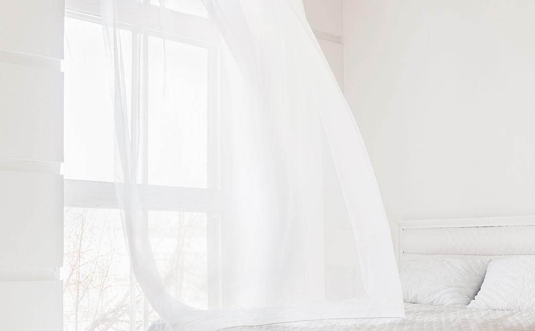 Aprire finestre per cambio aria