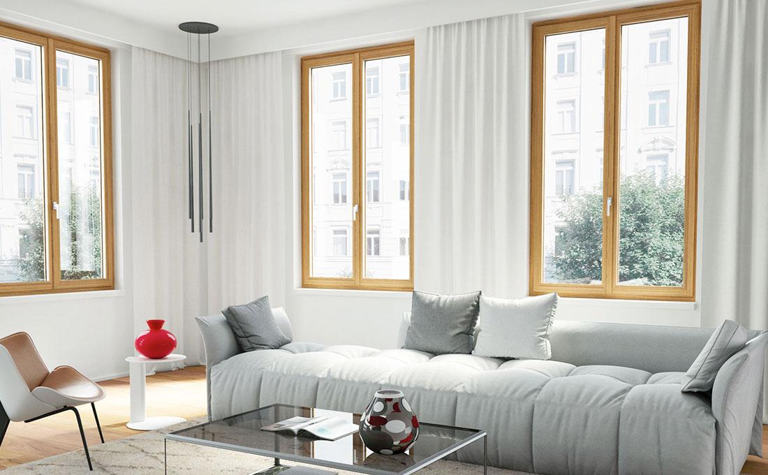 Isolamento termico finestre pvc