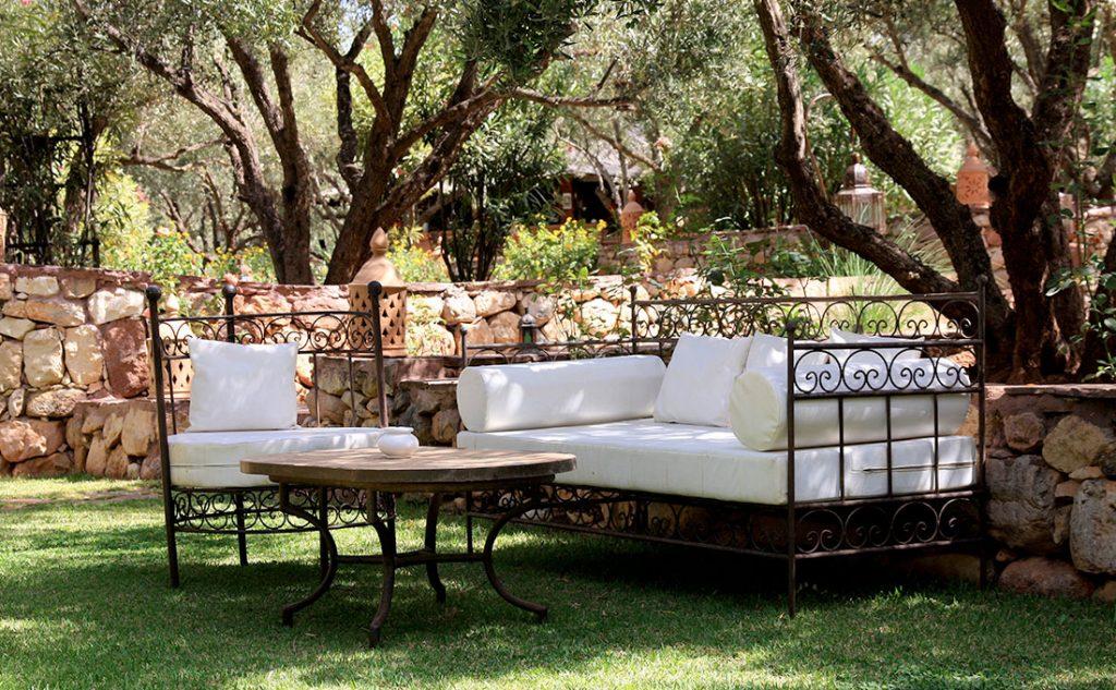 Creare un angolo relax nella casa da affittare