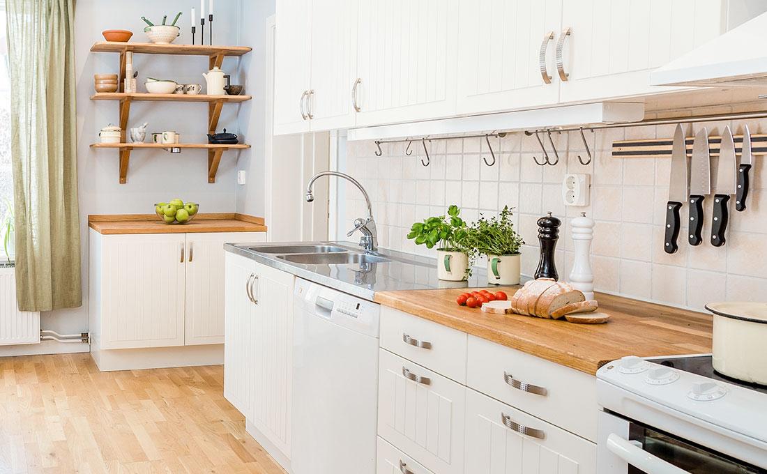 Scegliere il materiale più adatto per la cucina