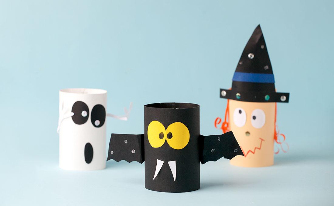 Decorazioni halloween casa fai-da-te