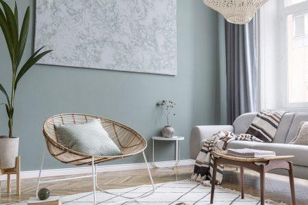 Abbinare il colore delle pareti alle superfici con stile ed eleganza
