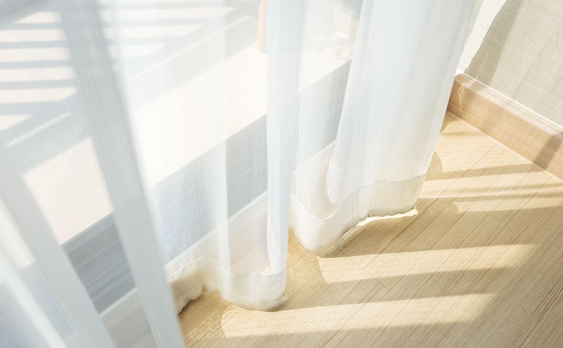 Scegliere le tende per le finestre di casa