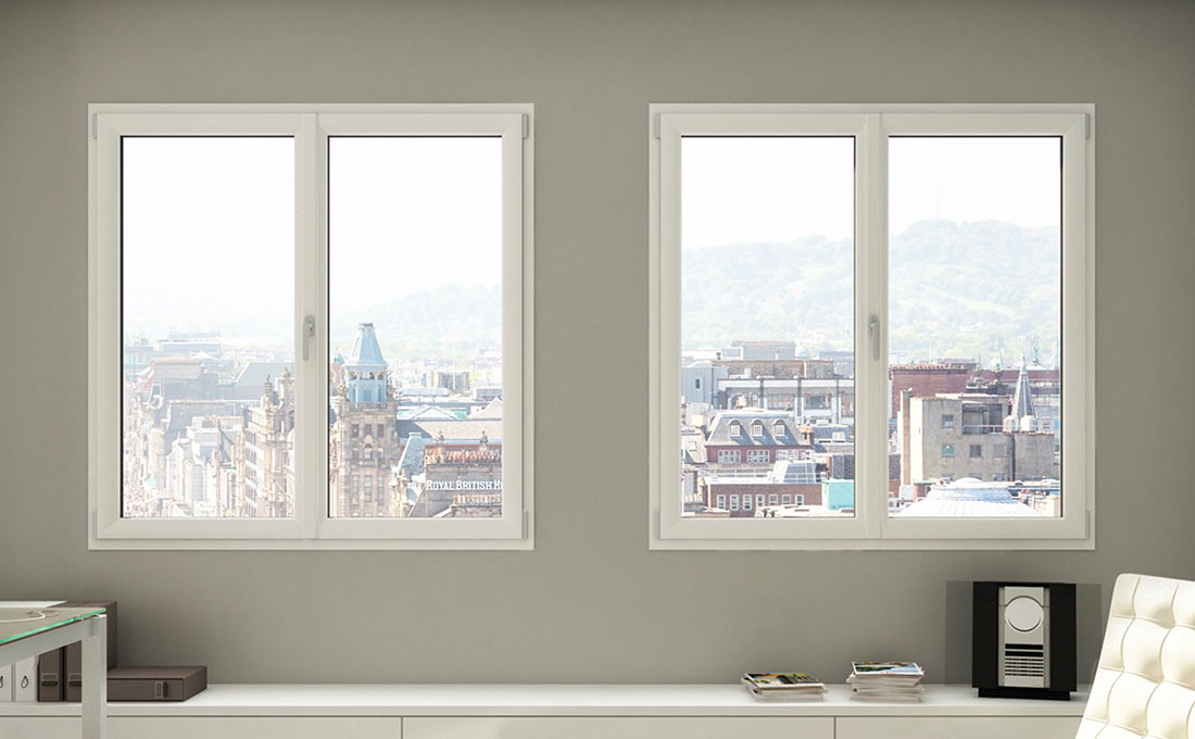 Bellezza e risparmio con le finestre Prolux Oknoplast