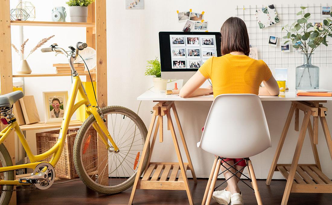 Personalizzare la scrivania per lo smart working