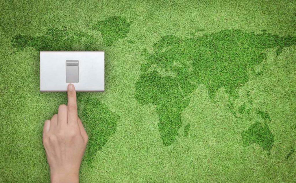 costruire una casa ecologica con elettrodomestici a basso consumo