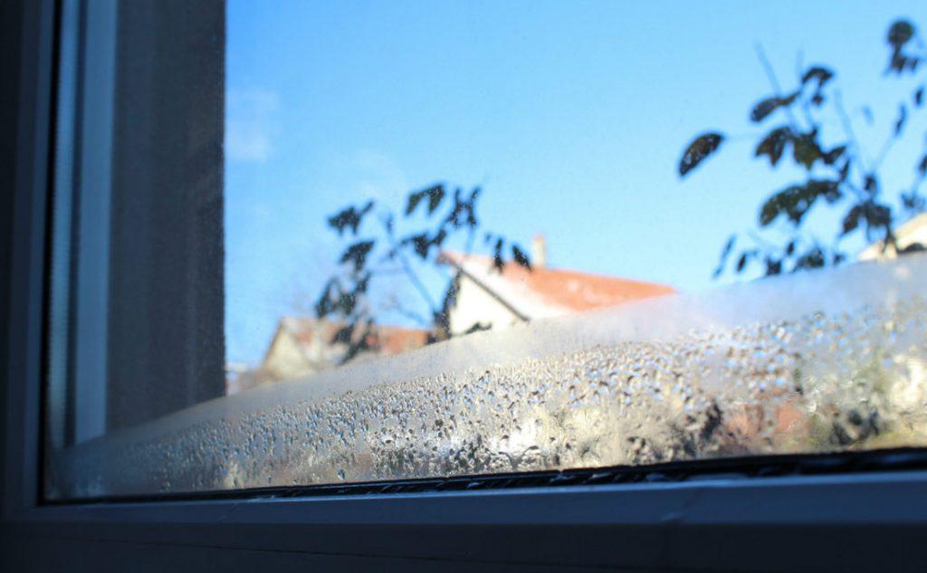 eliminare l'umidità con le finestre in pvc nelle varie zone climatiche