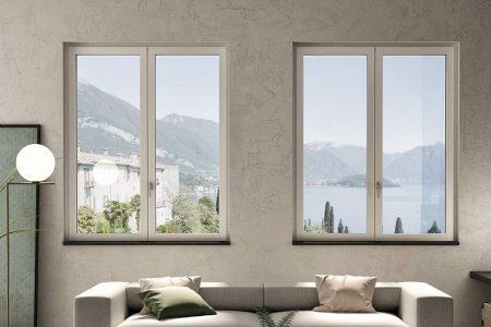 come scegliere le giuste finestre in pvc - Squareline di Oknoplast