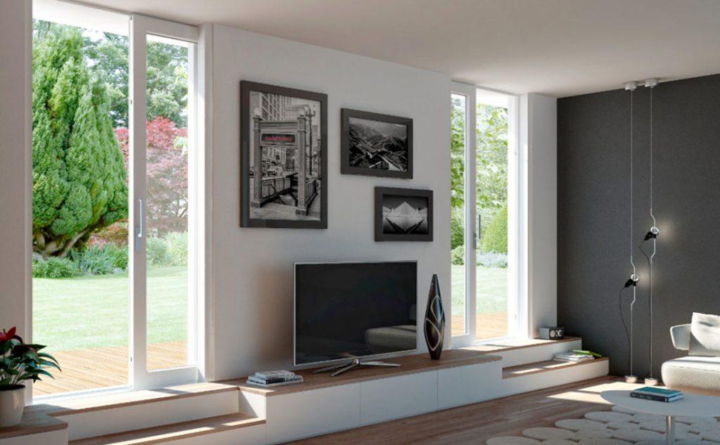 finestra scorrevole HST di Oknoplast - sicurezza e qualità