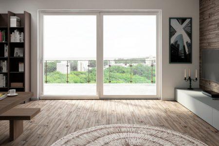 11 motivi per scegliere finestre scorrevoli in PVC Oknoplast per la tua casa