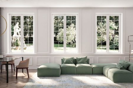 Perché scegliere le finestre con inglesine Oknoplast
