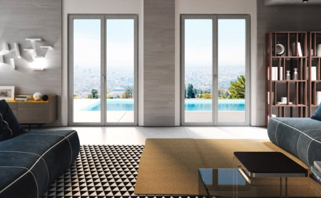 sostituire porte e finestre di casa con Oknoplast - Prolux Evolution