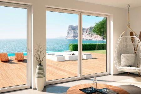 migliorare l'efficienza energetica di casa con infissi Oknoplast