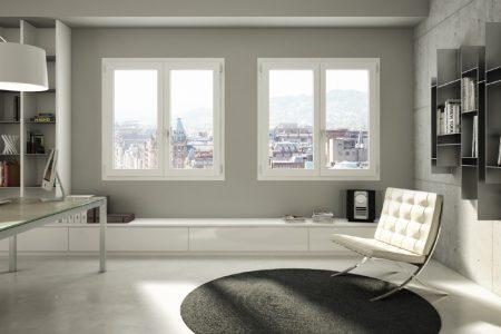 trasforma una casa poco luminosa con Oknoplast - linea Prolux