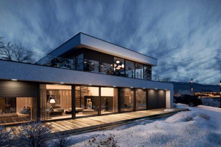 soluzioni per oscuranti avvolgibili per finestre Oknoplast