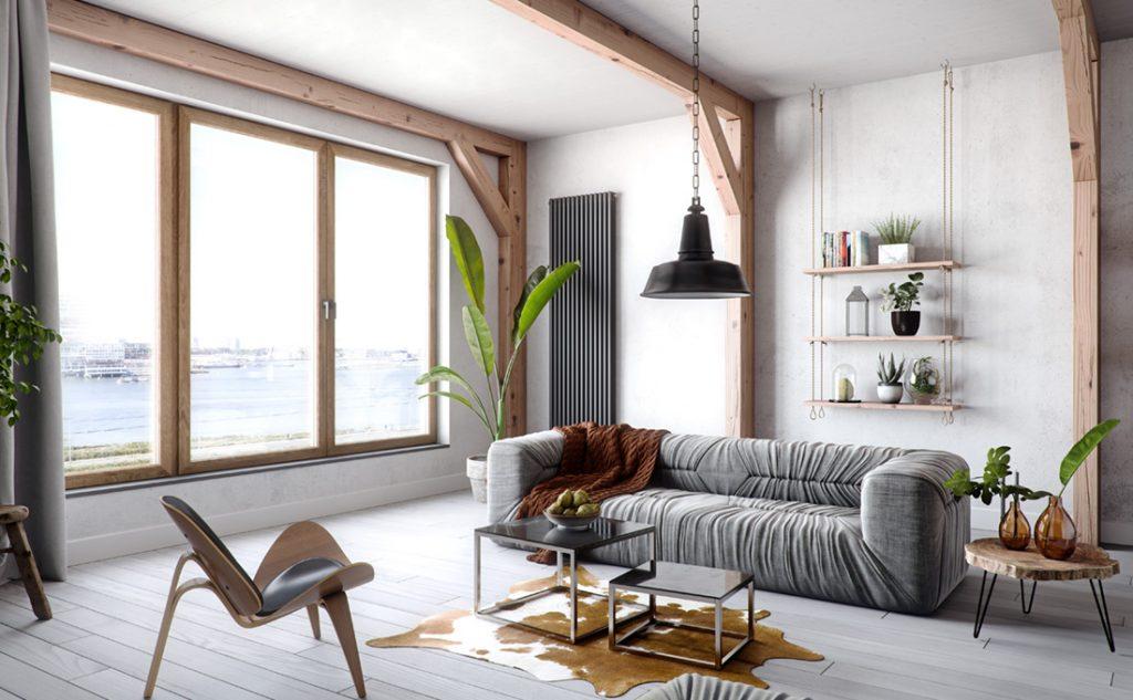 Come ottenere un ottimo ricircolo d'aria in casa - Prismatic - Oknoplast