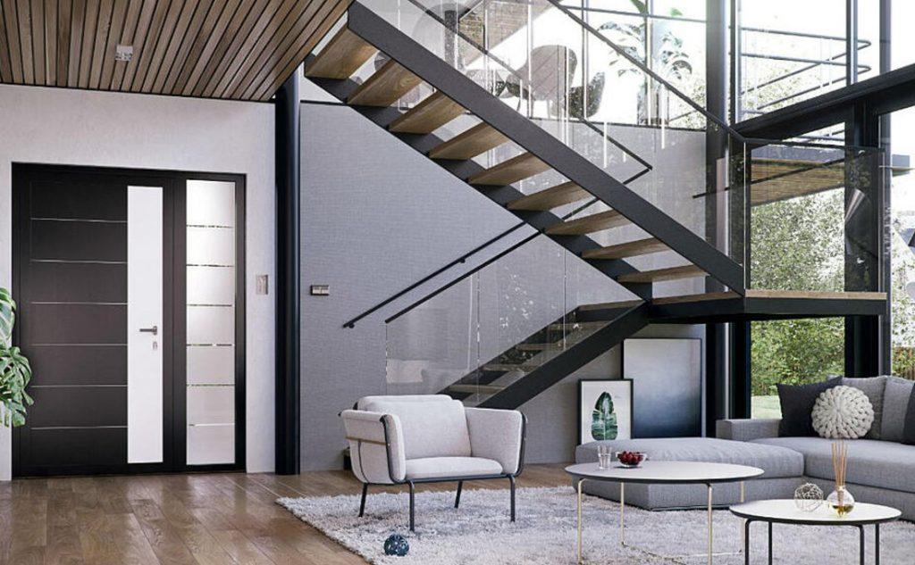 Scegliere senza fare errori le porte in alluminio