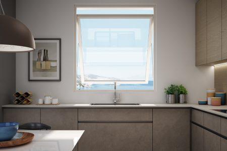 Finestre salvaspazio per la tua casa con Oknoplast