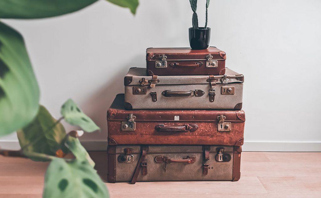 Recupero oggetti vintage arredamento ecosostenibile