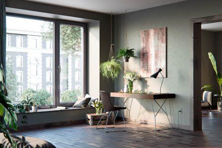 Il PVC è perfetto per le tue finestre su misura