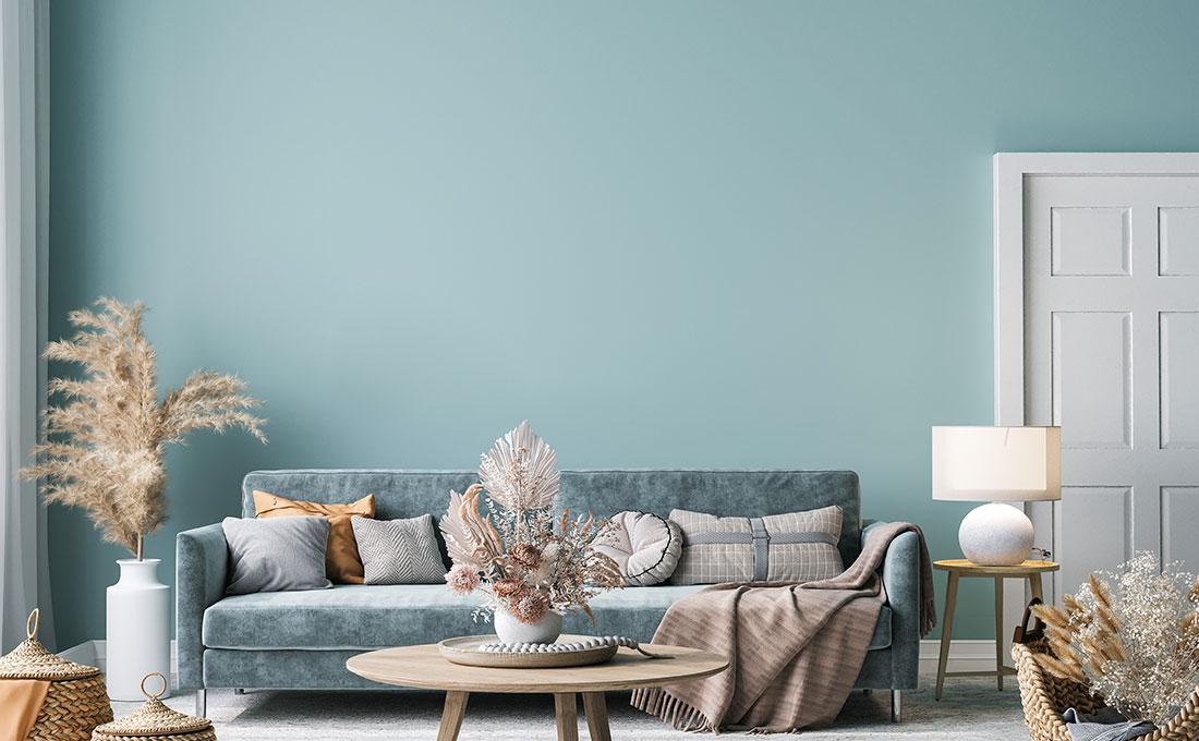 Scegliere i colori delle pareti
