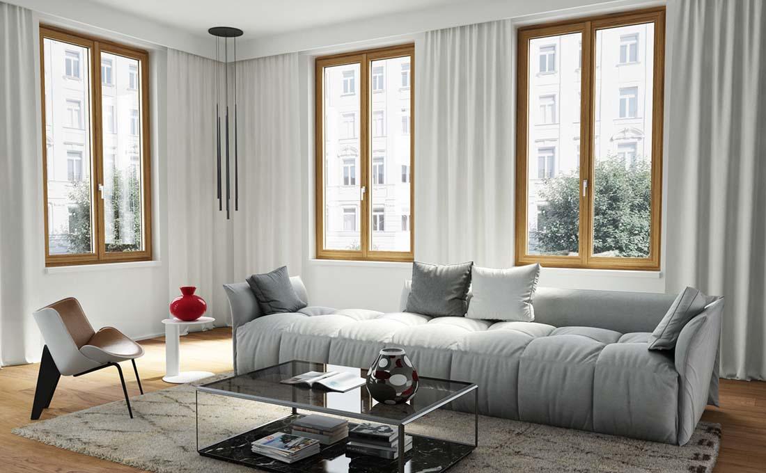 Infissi in PVC effetto legno: la scelta giusta per la tua casa
