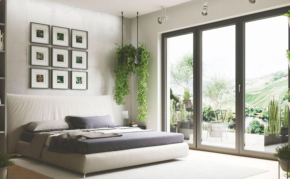 Come inserire materiali naturali in ambienti dallo stile moderno
