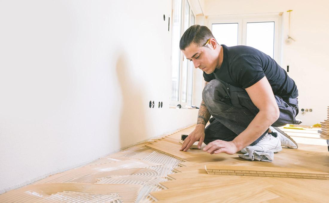 Ristrutturare casa: la posa dei pavimenti (rifinitura)